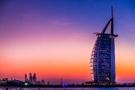 Metalspray and the architect: the Burj Al Arab Hotel, Dubai