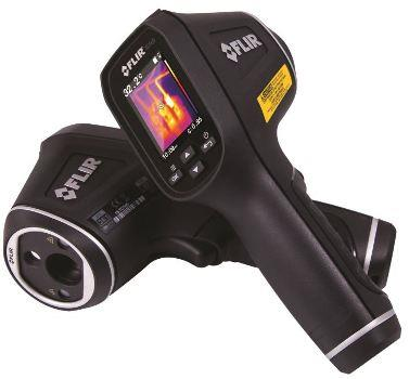 FLIR Systems Launches Groundbreaking TG165 Imaging IR Thermometer