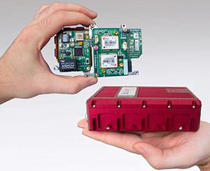 New xNAV550 RTK GNSS/INS system
