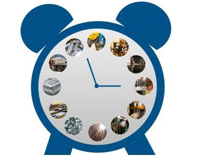 """""""Get It On Time"""" - Reliable Manufacturing Service"""