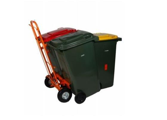 How to increase safety & productivity while handling wheelie bins