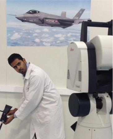 Aerospace firm gains edge with improved measurement technology