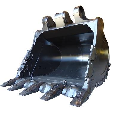 Austin Engineering manufactures largest excavator bucket to date