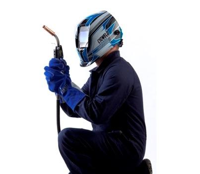Selecting the right helmet for welding