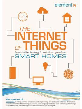 element14 eBook: IoT - Smart Homes