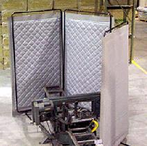 Mobile Noise Barriers