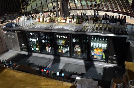 Orthomaster mats relieve fatigue for Bennelong bar staff
