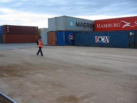 Container Yards