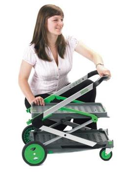 Clax Cart Folding and Collapsible Trolley