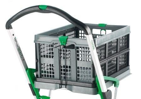 Clax Cart Handle Mechanism