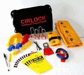 Lockout Kit - Large Size - PLK-3