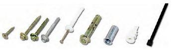 Fasteners | Piping Systems