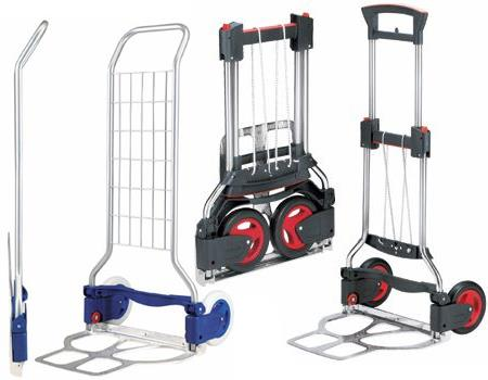 Ruxxac Parcel Truck & Stainless Steel Exclusive Hand Trucks